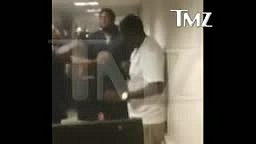 Bet Awards Rick Ross And Young Jeezy Fight
