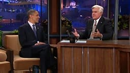 President Obama on Donald Trump Tonight Show with Jay Leno