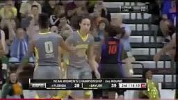 Brittany Griner Dunk vs Florida