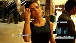 Bella Gonzalez Talks About Her Emotions At Pacquiao Fight