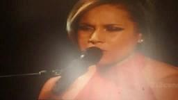 Alicia Keys Performs At Sandy Benifit Concert