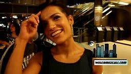 Bella Gonzalez Sugar Shane Mosley's GF
