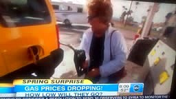 Gas Prices Dropping Nationwide
