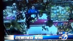 Drunk Robber Threatens Store Clerk With Hotdog Tongs