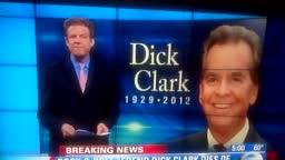 Dick Clark Dies 1929-2012