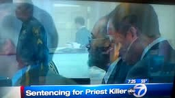 Sentencing for Priest Killer
