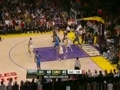 METTA WORLD PEACE ELBOWS JAMES HARDEN GETS EJECTED