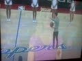 Incredible Half Court Shot @ LA Clippers Game