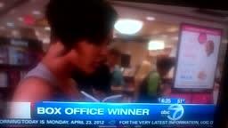 "Box Winner ""Think Like A Man"""