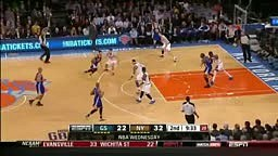 Stephen Curry Scorches Knicks For 54 Points