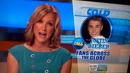 Mom Sends Marines Justin Bieber Shirts