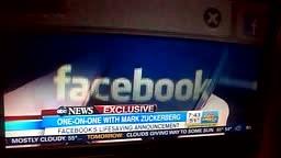 Facebook's Lifesaving Announcement