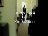 Kid President Meets President Obama