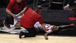 Kevin Ware on David Letterman