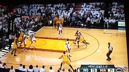 Paul George OWNS Lebron and Birdman With VICIOUS DUNK!