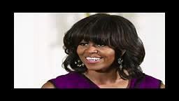 Michelle Obama Confronts Heckler during Speech
