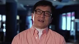 Jackie Chan talks about Fighting Bruce Lee on set of Enter t