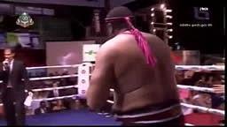 Riddick Bowe Loses Muay Thai MMA Fight By TKO
