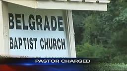 Pastor Curtis Jones Shoots His Nephew outside Church