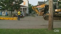 """Ariel Castro's """"house of horrors"""" torn down"""