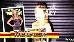 Jennifer Aniston -'GMA' Interview 2013