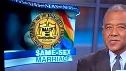 NAACP Endorses Gay Marriage