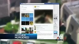 Man posts grisly picture of his dead wife on Facebook