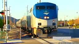 Michigan City man hit by 110 mph Amtrak train
