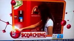 Fresh Pizza Vending Machine coming to America