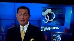 Stupid Burberry Bank Bandit