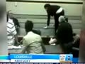 Prisoner tries to ESCAPE while in Court
