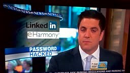 Millions of Internet Passwords Stolen from LINKED IN & eHarm