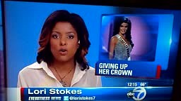 Fraud in the Miss U.S. Pageant according to Miss Pennsylvani