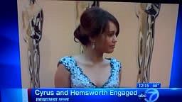 Miley Cyrus & Liam Hemsworth ENGAGED