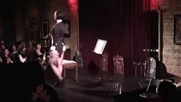 Burlesque Dancer Twerks To Beethoven