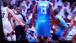 Durant Dunks on Heat Game 5