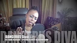 Kelly Rowland-Ice Cover by Dangerus Diva