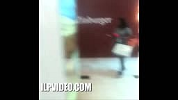 Gucci Mane FIGHT In Malll
