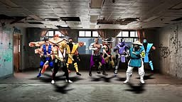 Mortal Combat Rap Battle