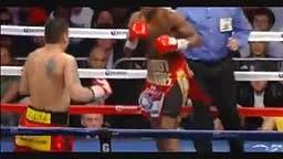 Adrien Broner vs Marcos Maidana. Round 5-6