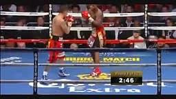 Adrien Broner vs Marcos Maidana. Round 7-8