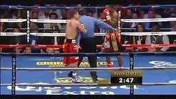 Adrien Broner vs Marcos Maidana. Round 11-12