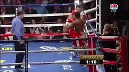 Adrien Broner vs Marcos Rene Maidana. Part 2-5 HD