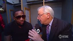 Adrien Broner's First Interview After Getting BEAT UP vs Marcos Maidana