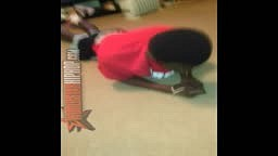 Mom Makes Son Do Planks After Getting suspended From School