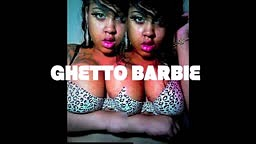 Ghetto Barbie Twerking On Twerkvision