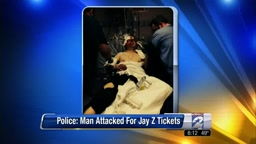 Man Robbed Ran Beaten For Jay z Concert Tickets