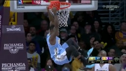 Nate Robinson Owns Lakers 3 Crazy Dunks