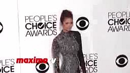 Nina Dobrev People's Choice Awards 2014 - Red Carpet Arrivals