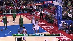 Blake Griffin Posterizes Boston Celtics Kris Humphries